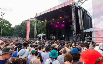 Pitchfork Music Festival Selects New Ticketing Partner