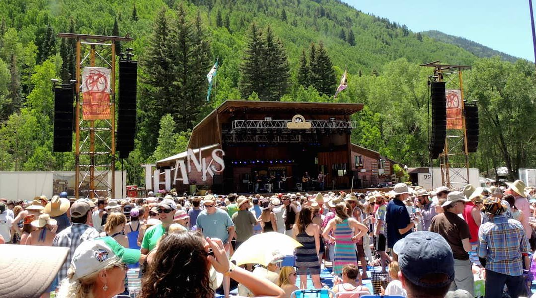 Planet Bluegrass Employs See Tickets as First Ticketing Partner